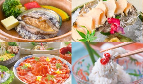 ザ グラン リゾート エレガンテ京都の夏の料理イメージ写真02