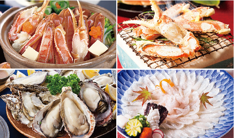 ザ グラン リゾート エレガンテ京都の冬の料理イメージ写真02